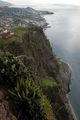 View From Cabo Girao