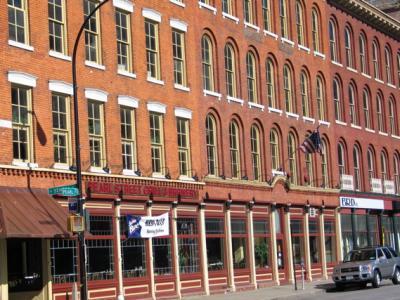 Lower Pearl Street, Buffalo
