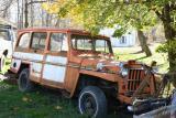 '59 Willys Wagon