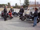 Pre-Florida Motorcycle Rides