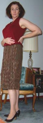 Finished Skirt Side II