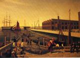 Sheerness Harbour 1828