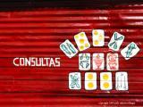 card reader's sign, san andreas, guatemala