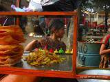 fry stand, santa maria de jesus, guatemala