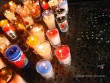 candles, antigua, guatemala