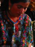 young woman, guatemala