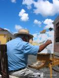 painter, antigua, guatemala