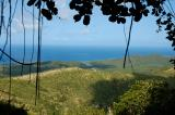 View from Mt. Christoffel