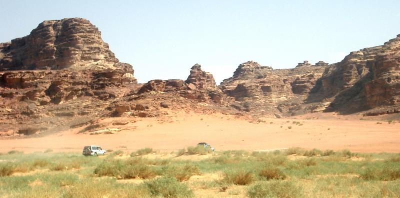 Entering Wadi Ram2.