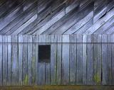 Broad Side Of A Barn 6934