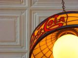 Birthplace of Pepsi Ceiling Lamp