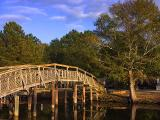Twin Lakes Foot Bridge2