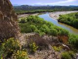 View from Santa Elena Canyon 7428