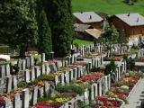 Grindelwald - cemetery