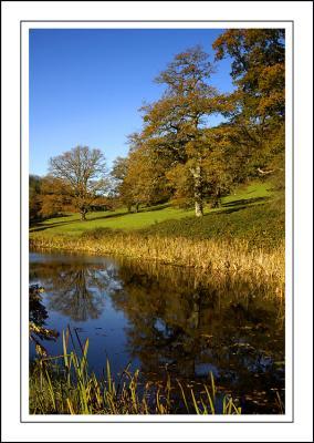 Stourhead ~ lower lake