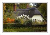 Longleat ~ thatched cottage, Horningsham