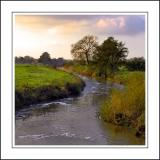 The River Yeo, near Yeovilton
