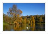 Stourhead ~ the painterly touch