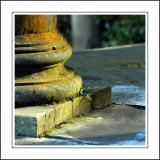 Stourhead ~ pillar base