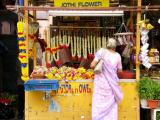 Colourful stall