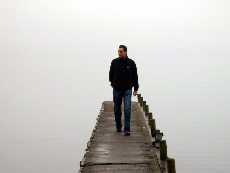 Lake Windemere... this is ME  ; - >