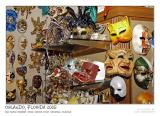 Venice: carnaval masks store II *