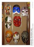 Venice: carnaval masks store III