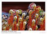 Chinese silk umbrellas II *