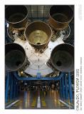 Saturn V nozzles