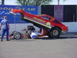 Sundance funny car with a HEMI