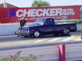 Checker Auto Parts sponsor