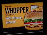 BK Whopper for a buck