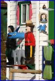 RCMP Carving