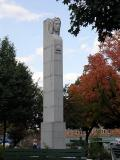 Lone Statue