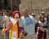 Ronald and  Colin