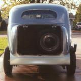 Rear & trunk before