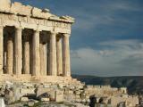 The Acropolis - the Parthenon