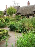 Hathaway Cottage (garden path)