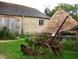 Barn  & plough
