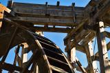 Waterwheel at Bale Mill