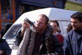 Python, Portobello Road, London
