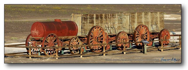 20 Mule Team : Death Valley