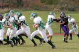 Ryan Cook and his blockers........