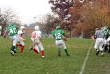 Seton Catholic Central's JV Football Team vs Newark Valley