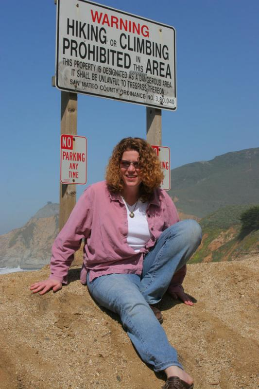 Dangerous California girl
