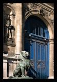 Entrance Lion