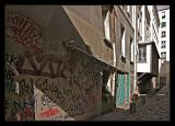 Parisien Graffiti
