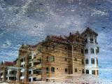 Reflection in Puddle, Vrsac