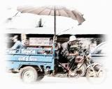 Goods transport in Cambodia