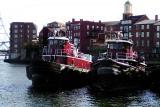 Tugboats, Portsmouth, NH